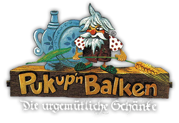 Logo Puk up'n Balken in Bergen